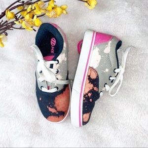HEELYS    1 Girls Skates Shoes Multi Color